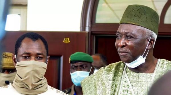 Mali: un foyer de Covid-19 à la présidence, le président et le vice-président...