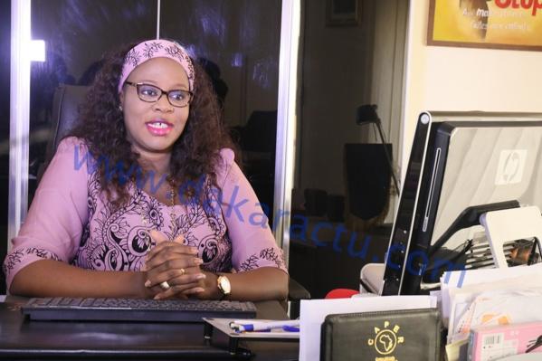 Néné Fatoumata Tall: