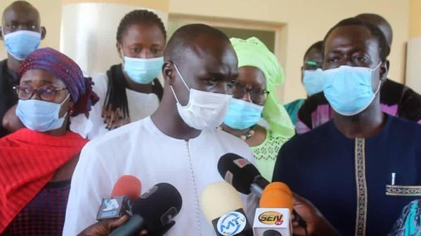 FATICK: Maissa Mahécor DIOUF remet un don de matériel médical à l'hôpital régional