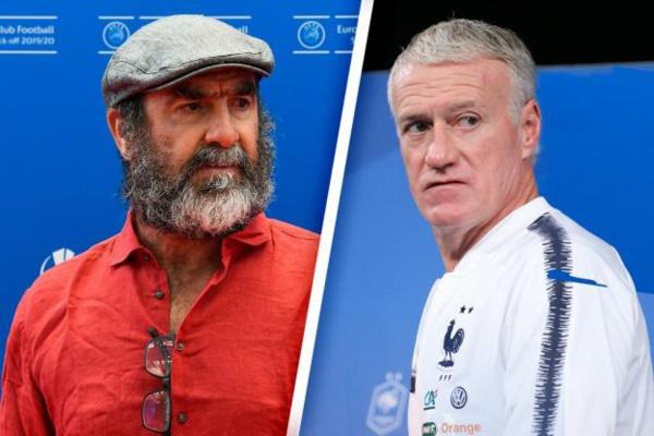 Didier Deschamps : Sa plainte contre Eric Cantona jugée nulle