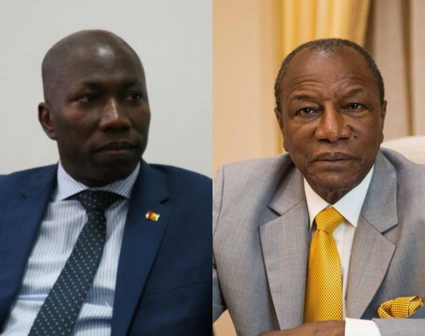 Leader du PAIGC à Conakry pour participer à l'investiture de Condé
