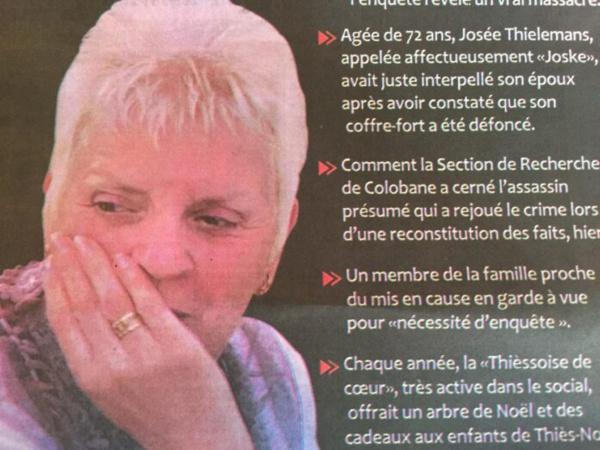 Les aveux glaçants de Alassane Sarr : « Comment j'ai tué ma femme belge et l'ai enterrée... »