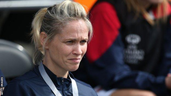 Démission de Shelley Kerr, la sélectionneuse de l'équipe d'Écosse féminine