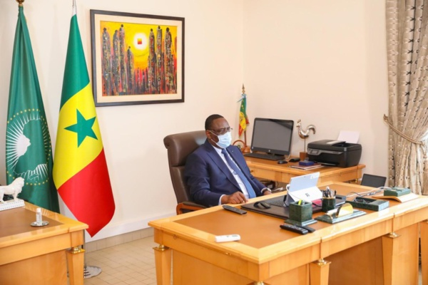 Scandale: Pour rencontrer Macky Sall,