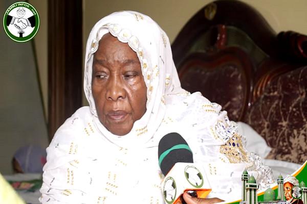 Cheikha Maryama Niass sera inhumée ce lundi à Médina Baye