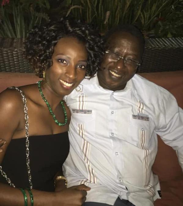 """L'émouvant témoignage de la fille de feu Soumaila Cissé : """"Je ne t'entendrai plus m'appeler..."""""""