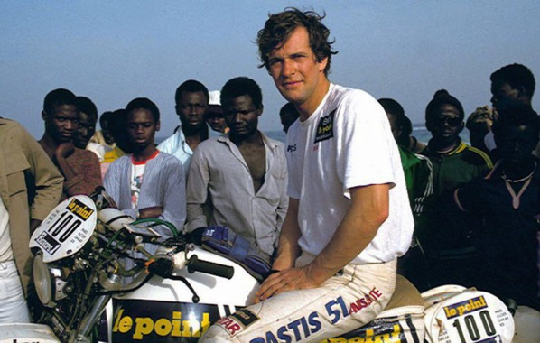 Hubert Auriol, légende du Paris-Dakar, est mort à l'âge de 68 ans