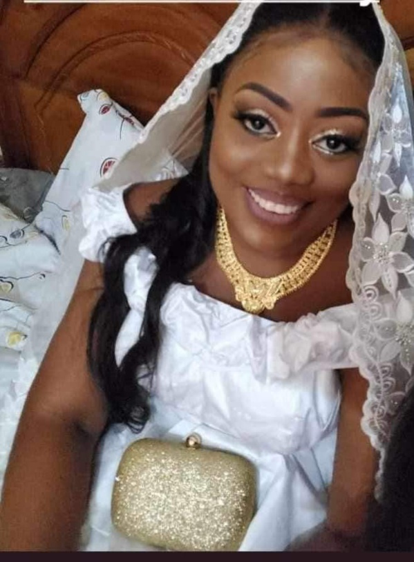 Carnet rose: L'Apériste Fatoumata Bathily s'est mariée avec...