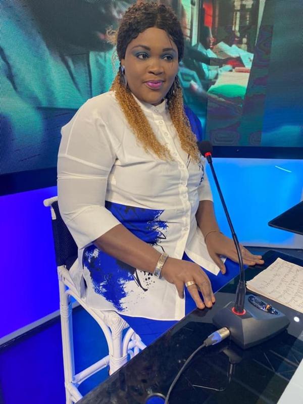Directrice de Fem FM : Ndeye Fatou Ndiaye prend service