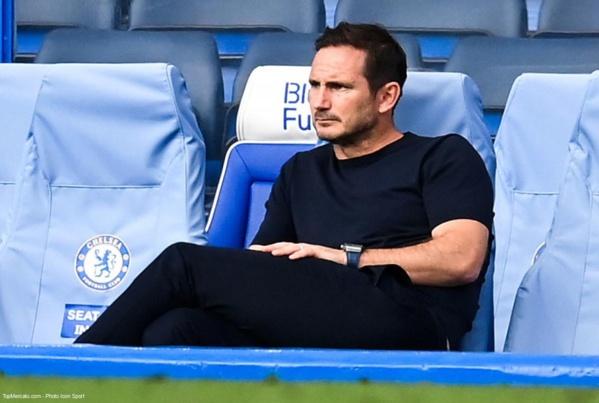 Chelsea limoge Frank Lampard (Officiel)
