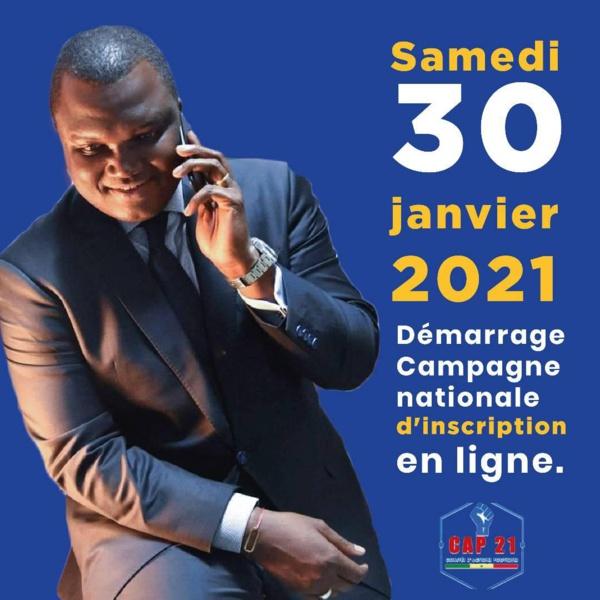 Élections locales : Tidiane Tamba et son mouvement lancent les inscriptions en ligne