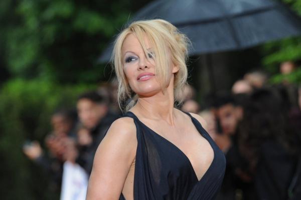 Pamela Anderson s'est mariée en secret avec son garde du corps