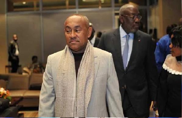 Nouveau rebondissement dans la course à la présidence de la CAF