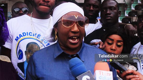 L'ancien ministre,  Aminata Lô Dieng est libre !