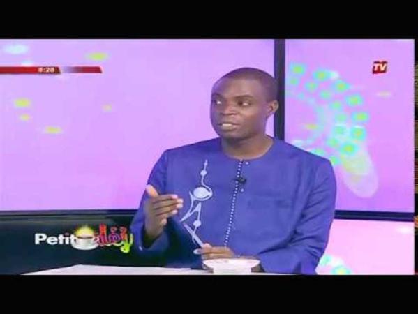 Moustapha Diop directeur de Walf Fm et TV