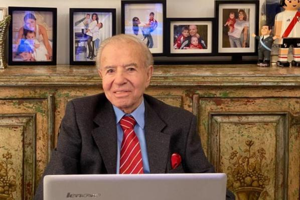 Argentine: l'ex-président Carlos Menem est décèdé