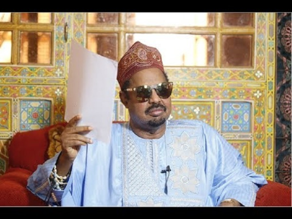 Levée de l'immunité parlementaire de Sonko : Le marabout Ameth Khalifa vilipende le président Niass