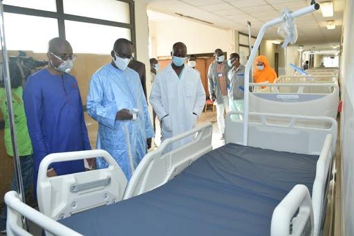Covid-19 : Il n'y a plus de lit de réanimation à Dakar