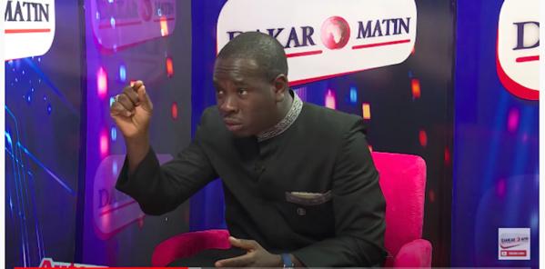Biram Souley Diop, Administrateur Pastef : « Mon épouse vient d'être cueillie sur la route de son travail »