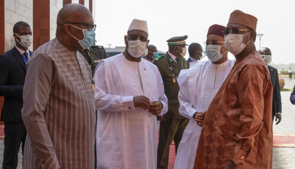 G5 Sahel : Macky décaisse un milliard de FCFA en soutien aux urgences