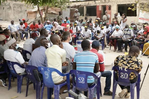 """Ziguinchor : Le Président Seydou Sané """"sauve"""" des clubs Handisports"""