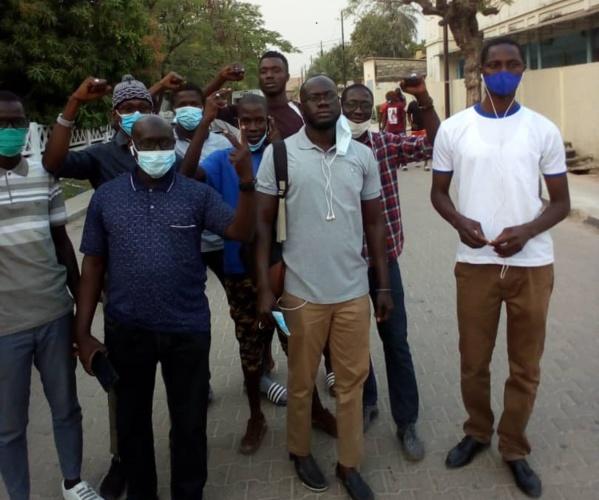 Ziguinchor: Madia Diop Sané libéré !