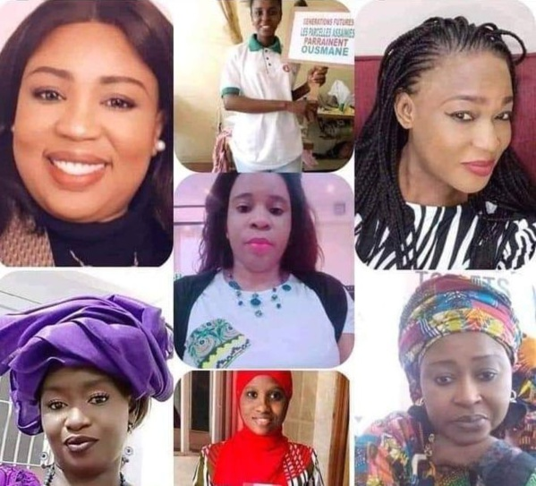 Arrestations de Maimouna Dieye et CIE : Les femmes leaders politiques dénoncent