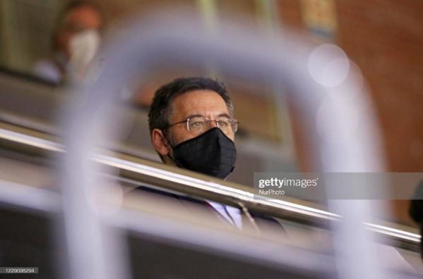 Le président du Fc Barcelone arrêté !