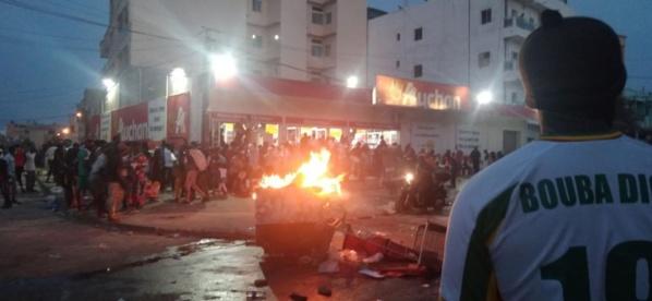 Nord foire : Le magasin Auchan attaqué et complètement vidé