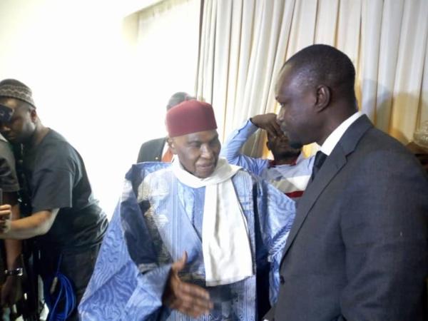 Affaire Sonko: Le PDS s'oppose vigoureusement contre toute tentative de musellement ou de liquidation d'un opposant