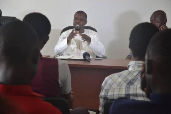 Sonko au juge Samba Sall : «Je ne vous fais pas confiance...»