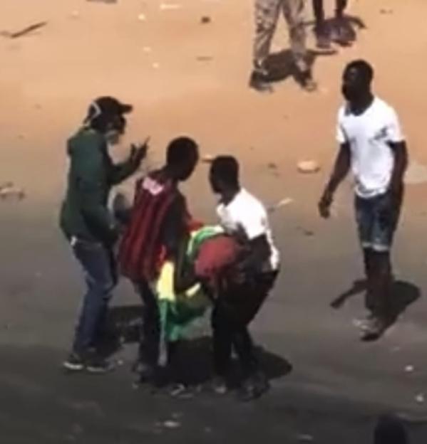 """""""Enterrement bâclé des victimes """" : Seydi GASSAMA réclame une autopsie"""