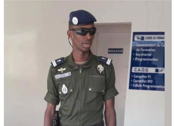 GENDARMERIE : Le capitaine Touré s'est rendu à la Section de Recherches