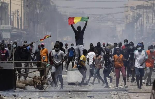Awa Thiam de l'ANC appelle à la poursuite de la lutte