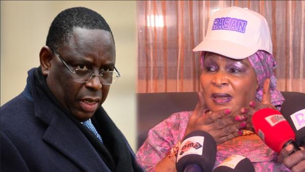 """Aida Ndiongue : """"Macky a compris qu'il doit davantage s'attaquer à la mal gouvernance et à la cherté de la vie"""""""