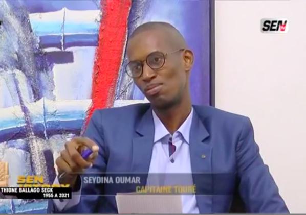 Capitaine Oumar Touré a officiellement démissionné de la gendarmerie