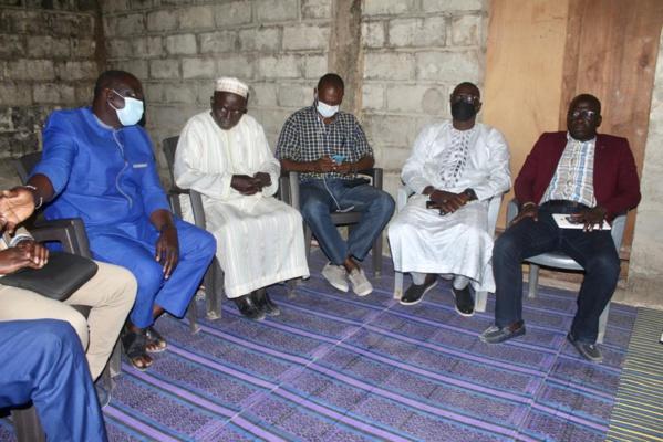 """Seydou Sané cogne Sonko et CIE : """"La Casamance ne saurait être un escalier pour atteindre vos ambitions """""""