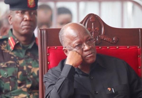 Le président Tanzanien John Magufuli est décédé
