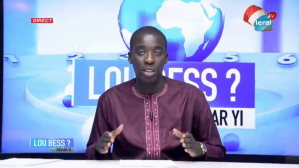 LERAL TV : Les raisons de la démission du journaliste, Moustapha Thioune