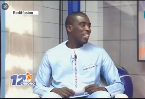 """Le journaliste Moustaoha THIOUNE : """"Je n'ai reçu aucune pression ni menace de qui que ce soit."""""""