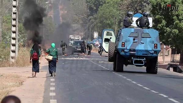 Ziguinchor : Libération de quelques manifestants