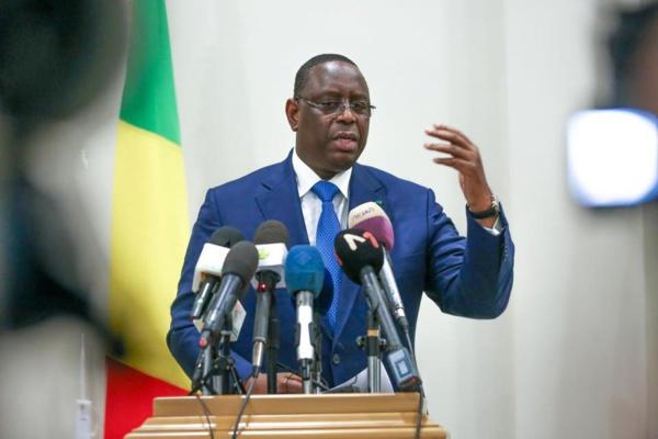 Report des élections locales : Macky saisit l'assemblée nationale