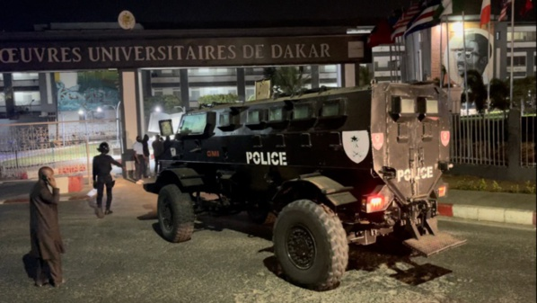 Bataille rangée entre étudiants à l'Ucad : Ce que l'on sait sur le déchaînement de la violence