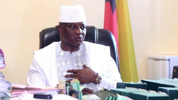 Les marches interdites en Guinée Bissau (Ministre de l'intérieur)