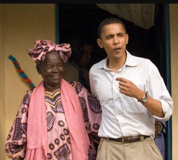 Mama Sarah, la grand-mère de Barack Obama, est décédée
