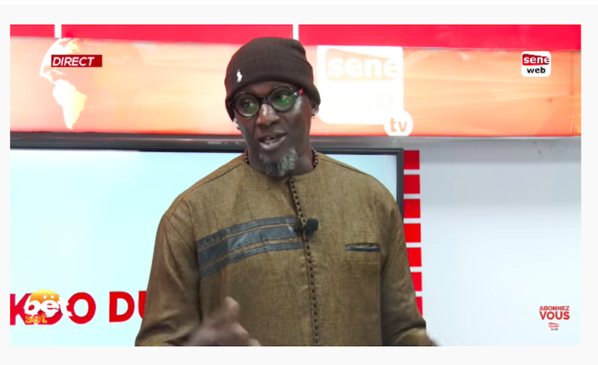 FAKE NEWS : La déclaration de Assane Diouf contre  Sonko daterait de plus de deux ans