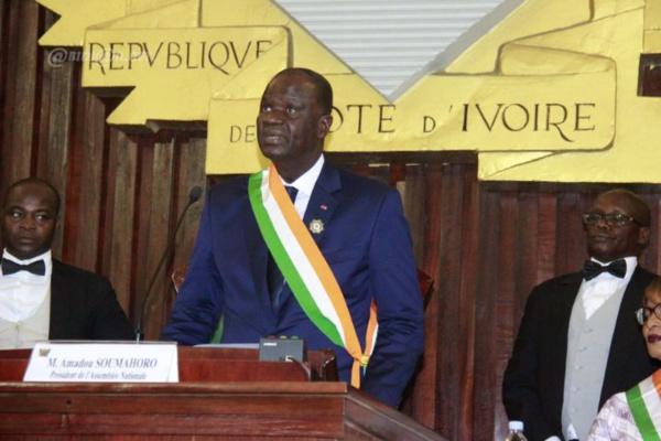 Côte d'Ivoire: Amadou Soumahoro reconduit à la tête de l'Assemblée nationale