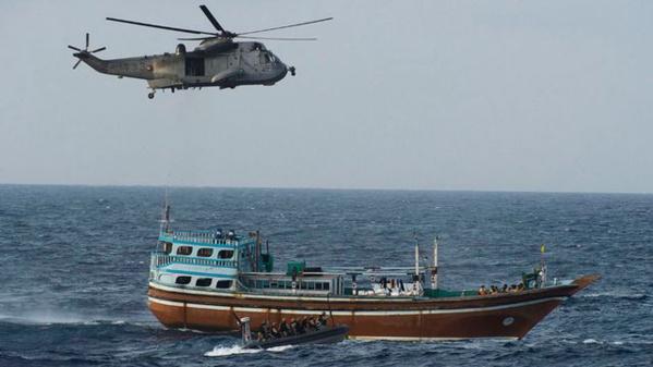 Trafic présumé de cocaïne: un navire turc intercepté dans les eaux sénégalaises