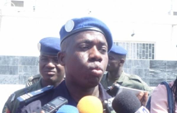Section de recherches : Le Commandant Mbengue promu