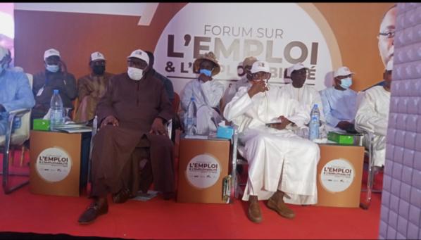 Podor : ADD et Cheikh Oumar Hanne décaissent 80 millions pour les jeunes